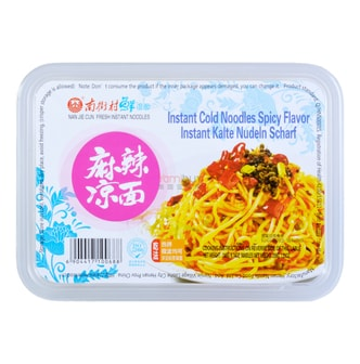 NANJIECUN Cold Noodle Sichuan Spicy Flavor 248g