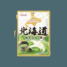 日本KASUGAI春日井 北海道抹茶牛奶糖 86g