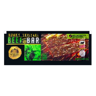 Golden Nest  USDA Honey Teriyaki Beef Bar 43g