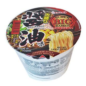 日本ACECOOK 超大碗鲜酱油味拉面 103g