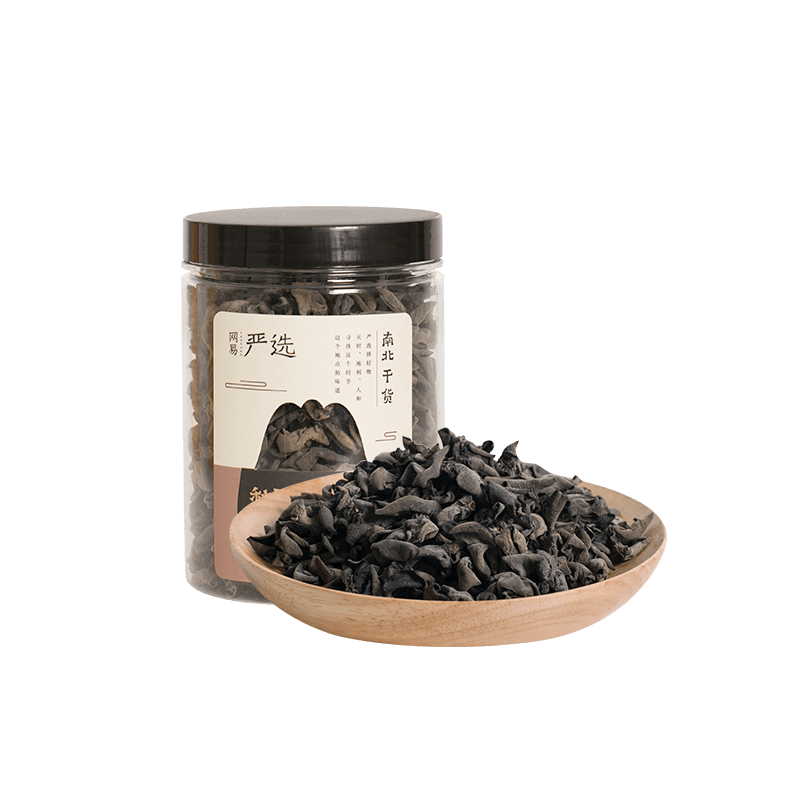 Yamibuy.com:Customer reviews:【CHINA DIRECT MAIL】YANXUAN Black Fungus 120g (1 Pack)