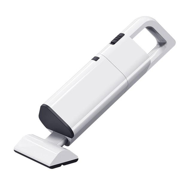 商品详情 - 中国直邮便携式无线大功率车载吸尘器12V 120W汽车吸尘器   无线白色  1件 - image  0