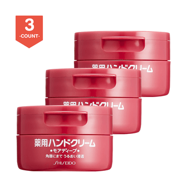 SHISEIDO Medicated Hand Cream 100g*3
