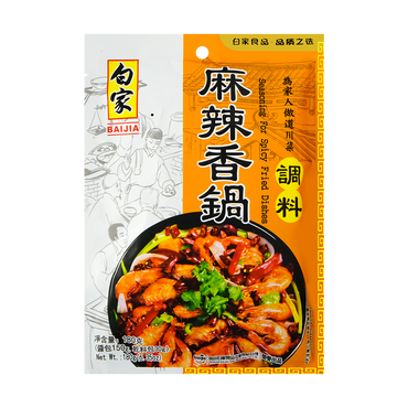 BJ-Seasoning Sauce Stir Fry Hot Pot 180g