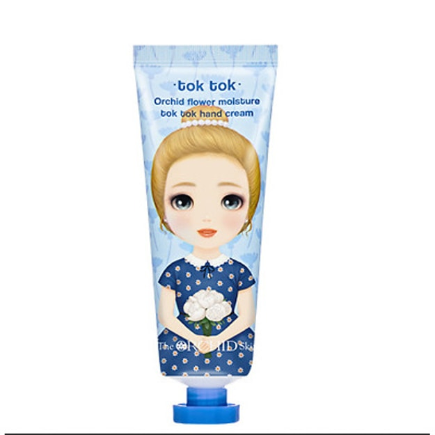 Product Detail - The ORCHID Skin flower moisture toktok hand cream 60ml - image 0