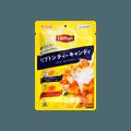 日本KASUGAI 春日井 立顿茶 硬糖 红茶味+柠檬茶味 61g