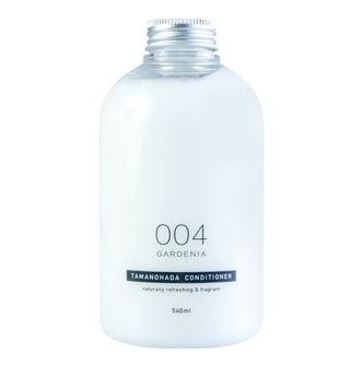 TAMANOHADA Conditioner Naturally Refreshing & Fragrant #004 Gardenia 540ml