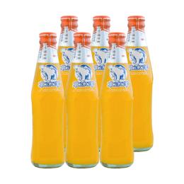北冰洋 桔子味汽水 瓶装 248ml * 6瓶装