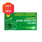 WINNERAM Green Fresh Extra Strength Herbal Dieter's Tea 54g