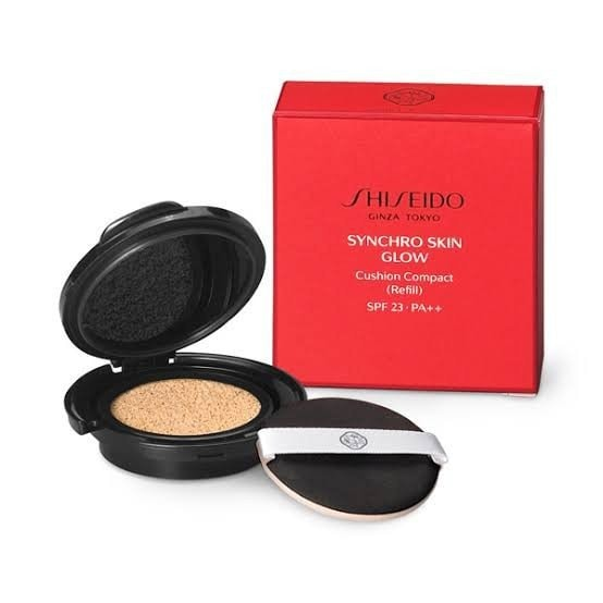 Yamibuy.com:Customer reviews:SHISEIDO Synchro Skin Glow Cushion Compact Pink Ocre 10 12g