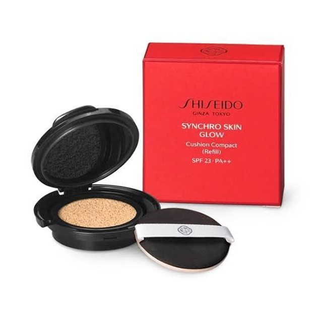 Product Detail - SHISEIDO Synchro Skin Glow Cushion Compact Pink Ocre 10 12g - image 0