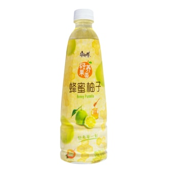 MASTER KONG Honey Grapefruit Drink 500ml