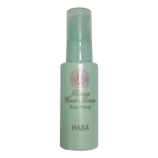Product Detail - HABA Glossy Hair Serum Rose Floral 50ml - image  0