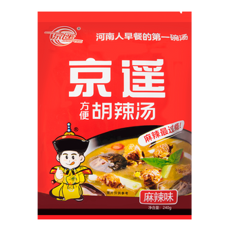 京遥 方便胡辣汤 麻辣味 3包入 240g 河南特产