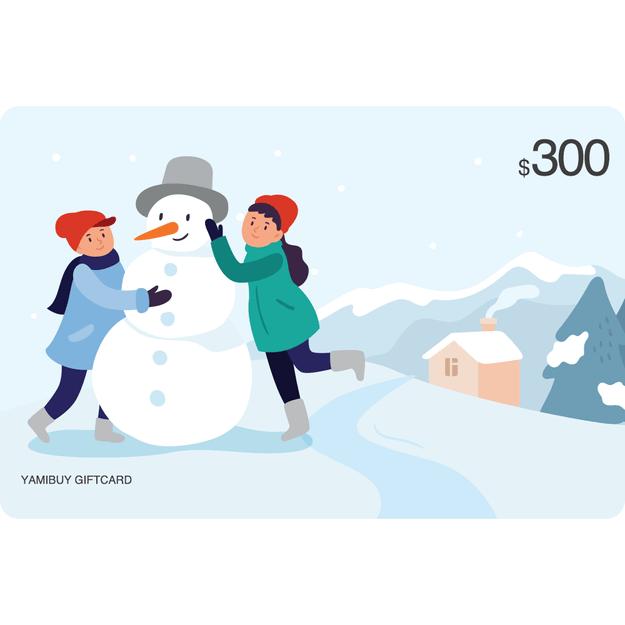 Product Detail - Yamibuy E-giftcard  $300 - image 0