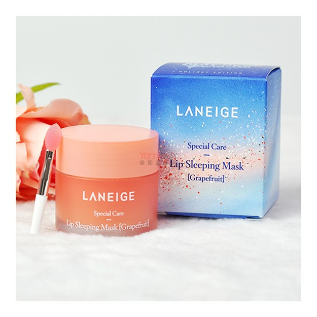Product Detail - LANEIGE Lip Sleeping Mask Grapefruit 20g - image 0