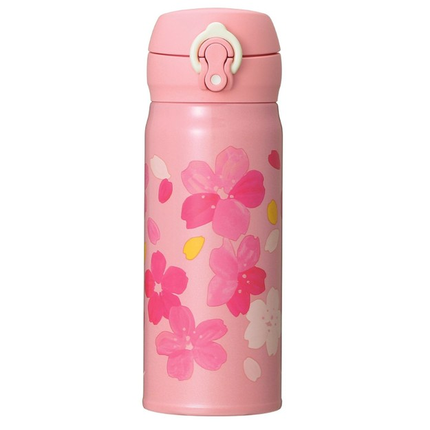 STARBUCKS Convenient Cherry Blossom Thermal Cup 400ml