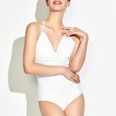 EVE'S TEMPTATION 阳光海岸组 连体衣YG3 White/White S