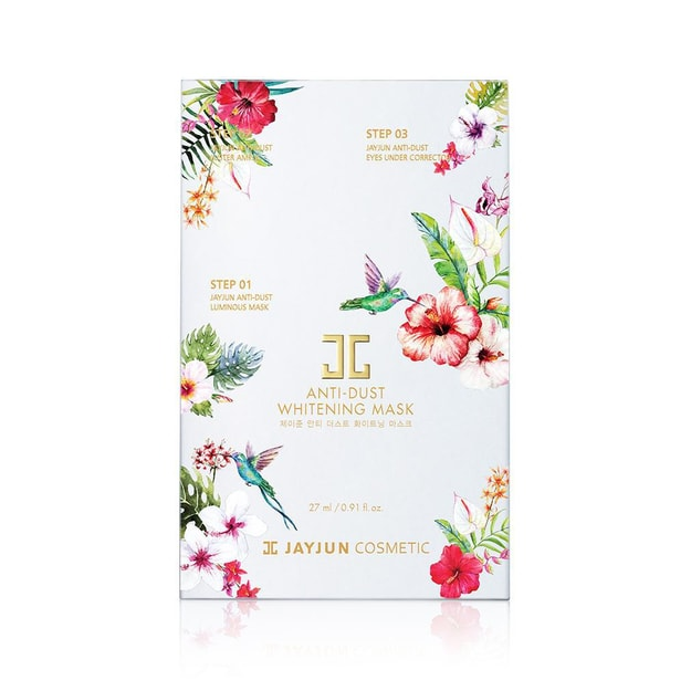 Product Detail - JAYJUN Anti-Dust Whiting Mask 10 sheets - image 0