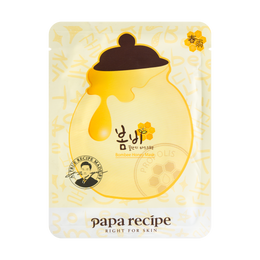 PAPA RECIPE Bombee Honey Mask 1sheet