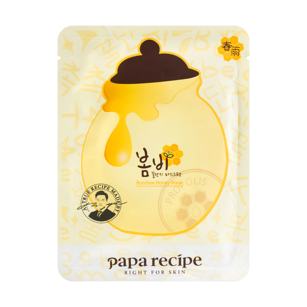 Product Detail - PAPA RECIPE Bombee Honey Mask 1sheet - image 0