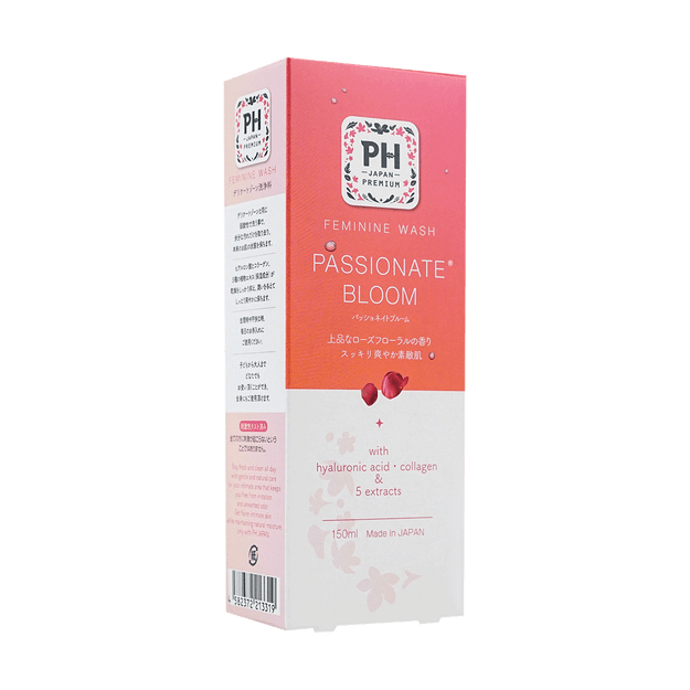 Product Detail - pH Care Feminine Wash Passionate Bloom 150ml - image 0