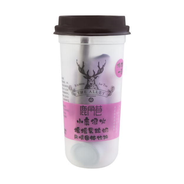 Product Detail - LUJIAOXIANG Dragon Fruit Flavored Ice Milk Tea 120g - image 0