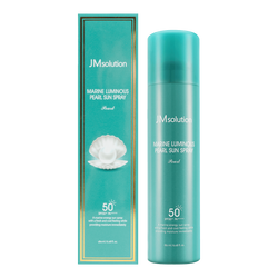 JM SOLUTION Marine Luminous Pearl Sun Spray  SPF50+ PA++++ 180ml