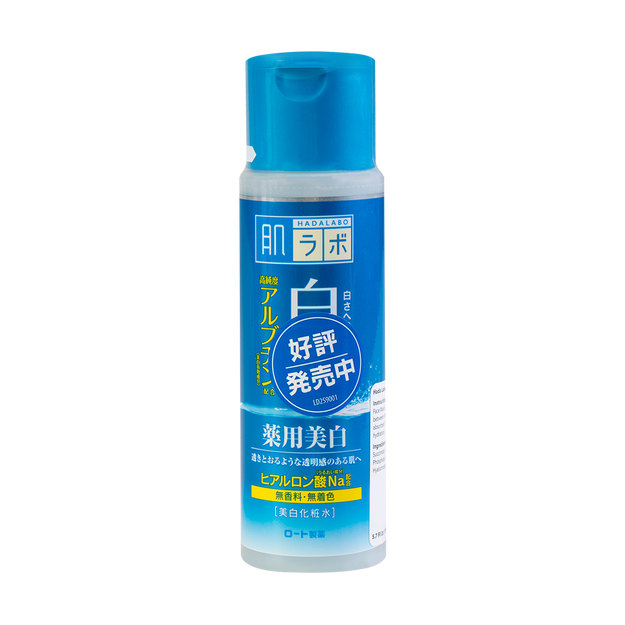 Product Detail - ROHTO HADA LABO Shiro-jyun Clear Lotion 170ml - image 0
