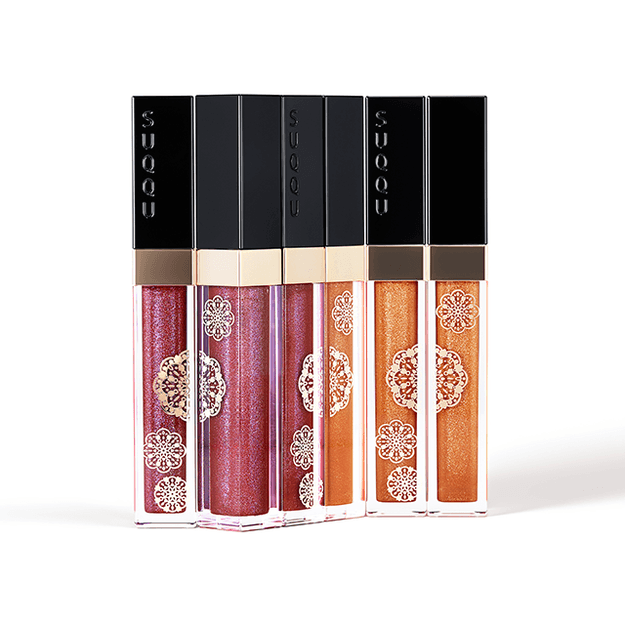 Product Detail - SUQQU 2018 Christmas Limited Lip Gloss#107 - image 0