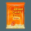 韩国Jayone 鲜虾片 原味 58g