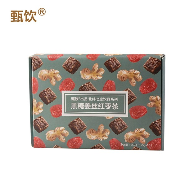 ZHENYIN Red sugar ginger tea 250g