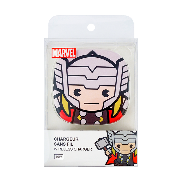 Product Detail - Miniso MARVEL Wireless Charger Thor - image 0