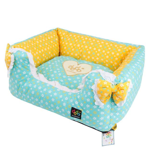 Product Detail - ALPHA DOG SERIES Star & Ribbon Cushion  #Green - image 0