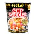 NISSIN Cup Noodle Bowl Noodle Black Peeper Flavor 74g