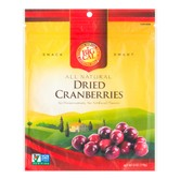 美国BIGCAL比格家 阳光干果系列 新鲜蔓越莓干 170g USDA有机认证