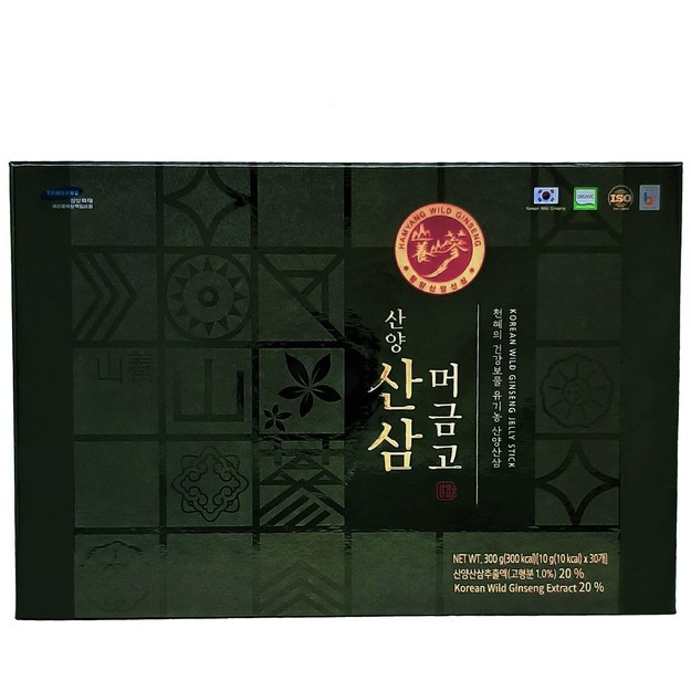 Product Detail - Hamyang Wild Ginseng Jelly Stick 30ea (30 x 10g) - image  0