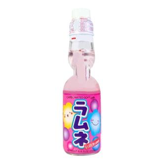 日本HETA RAMUNE 弹珠汽水 棉花糖味 200ml
