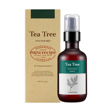 Papa Recipe Tea Tree Control Emulsion 150ml