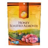 美国BIGCAL比格家 香脆坚果系列 高品质 美国大杏仁 蜂蜜味 170g