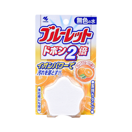 KOBAYASHI 小林制药||马桶水箱清洁剂洁厕块||西柚香120g