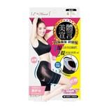 台湾E-HEART伊心 美体宣言纤塑曲线美体裤 黑色 L 1件入