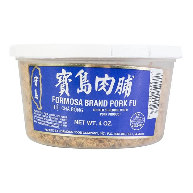 商品详情 - 台湾宝岛 肉脯 盒装 112g USDA认证 - image  0