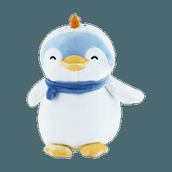 名创优品MINISO 圣诞系列 可爱企鹅穿衣公仔(雪人)
