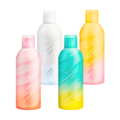 Amino Acid Body Soap Neroli+Honey Milk+Mojito+Sakura 350ml Each 4 Packs