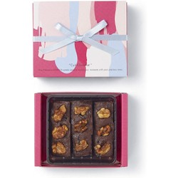 [Japan direct mail] Japan's famous fruit KIHACHI Valentine's Day limited chocolate cake 3 pieces
