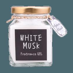 JOHN'S BLEND Fragrance Gel White Musk 135g