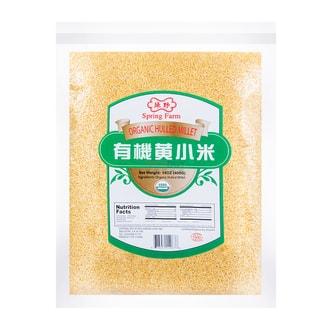 Spring Farm Organic Millet 400g USDA Certified