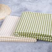 Qbedding Baby Waterproof Ramie Sheet Protector #Green