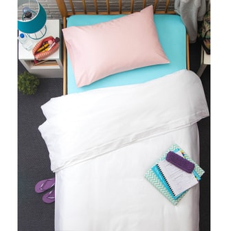 BOXT TEDDY [Designed For Students] All Cotton 3 Pieces Bedding Set #Asheville Twin XL